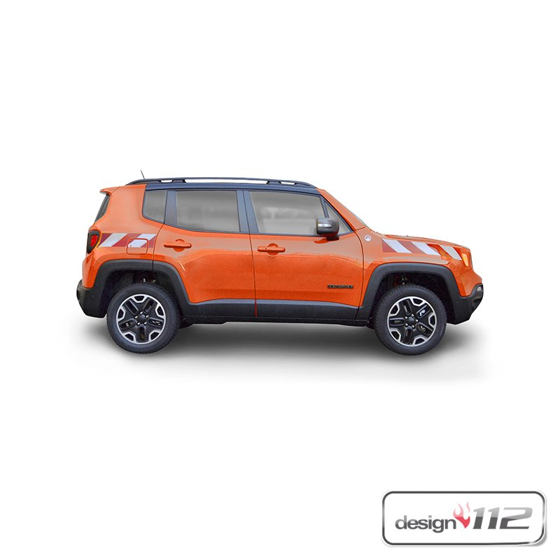 warnmarkierungssatz jeep renegade ab 2014 warnmarkierung nach din 30710 jetzt g nstig. Black Bedroom Furniture Sets. Home Design Ideas